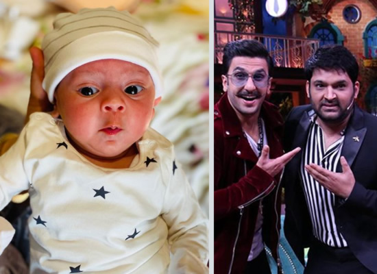 Ranveer Singh's lovely comment for Kapil Sharma's newborn baby Anayra!