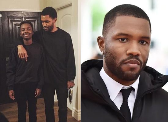 Music icon Frank Ocean's 18-year-old brother Ryan Breaux passes away in a car accident!