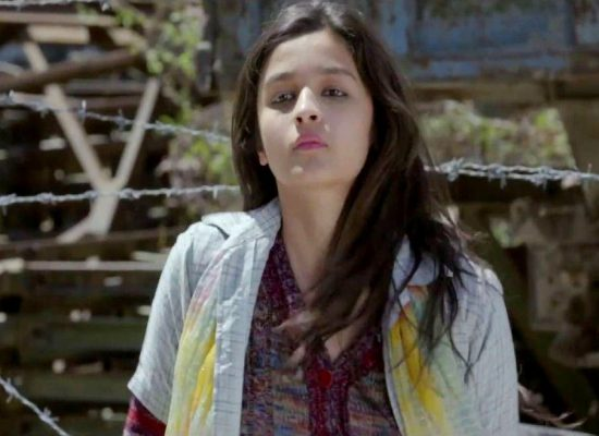 'Highway' helped me to connect with myself, says Alia Bhatt!